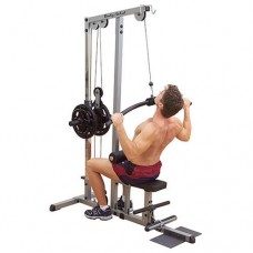 Body-Solid Pro Lat Machine (GLM83)